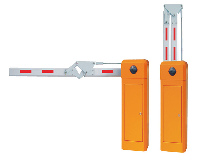 High Speed Remote Control Automatic Barrier Gate With Folding Arm